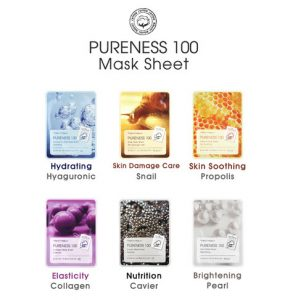 tony moly face mask sheet range