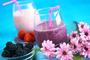 how to get great skin by eating high antioxidant food